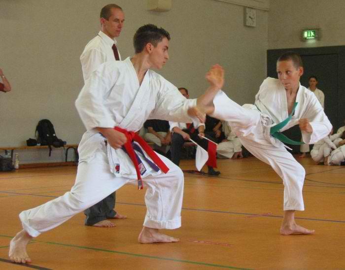 Karate klub Padobranac