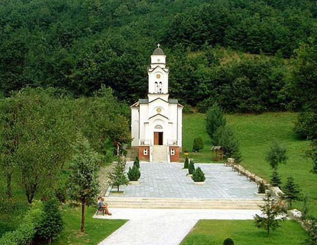 Manastir Svete Petke u Stublu