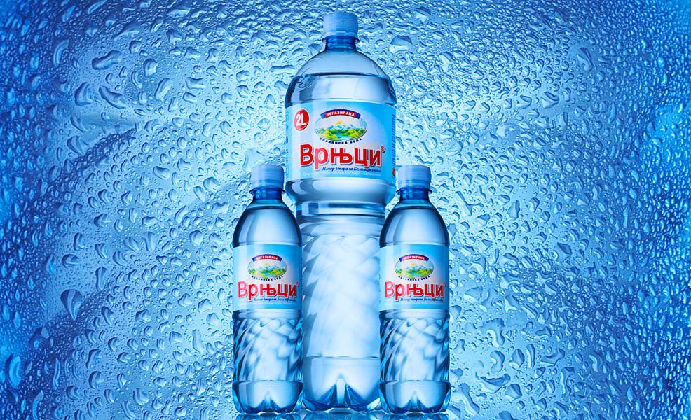 """Mineralna voda """"Vrnjci"""""""