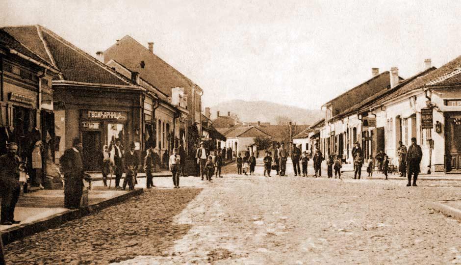 centar trstenika 1910. godine