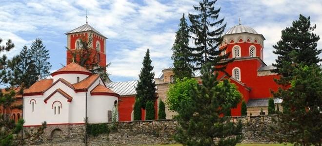 Crkve, manastiri, tvrđave