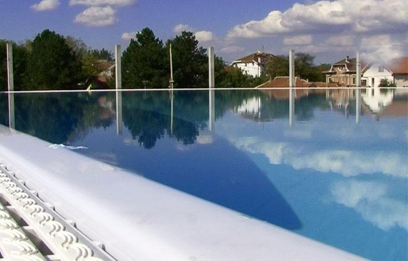 Milion i po evra za radove na bazenu Vrnjačka Banja