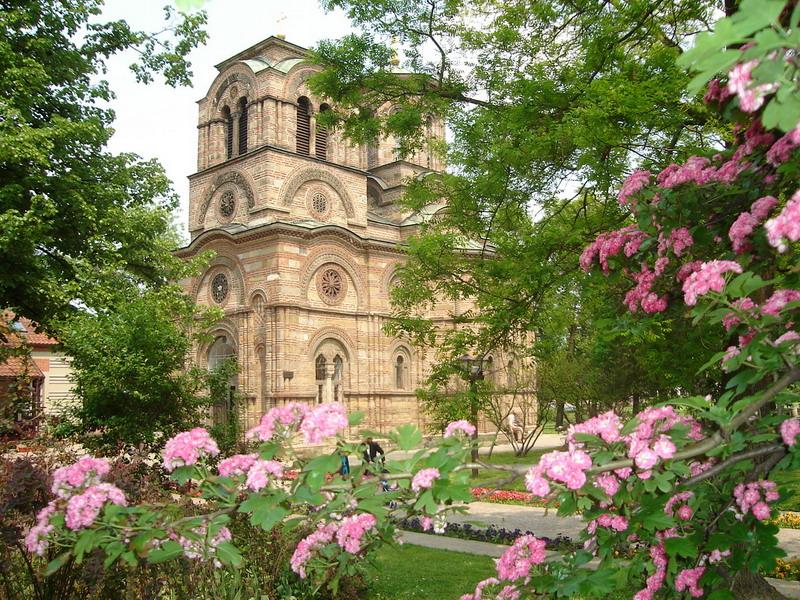 crkva lazarica vrnjacka banja