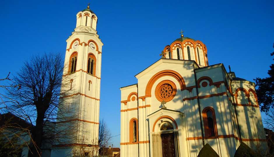 crkva svete trojica trstenik