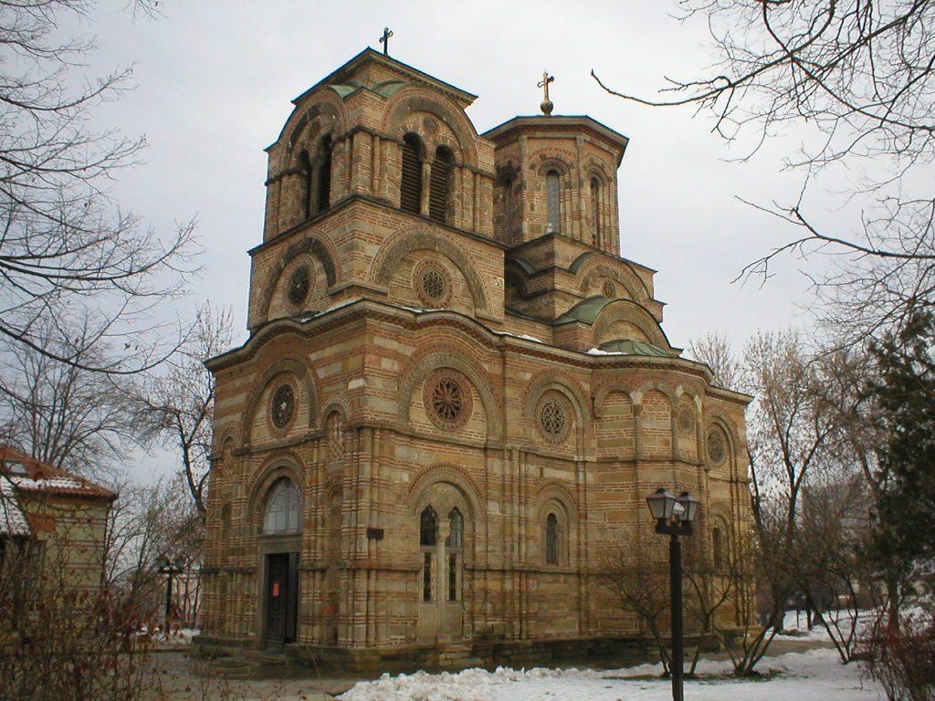 crkva lazarica krusevac