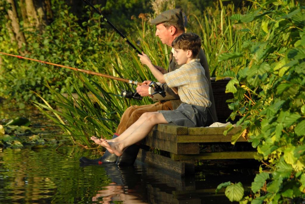 lov ribolov morava reka
