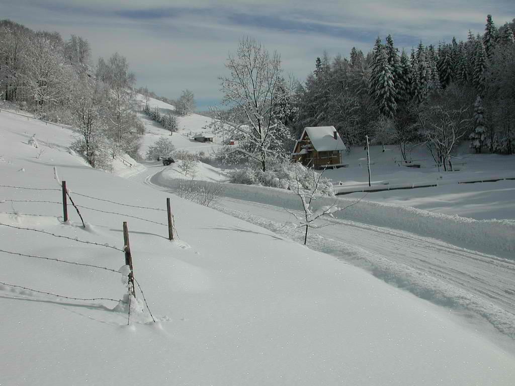 Ski staza Goč