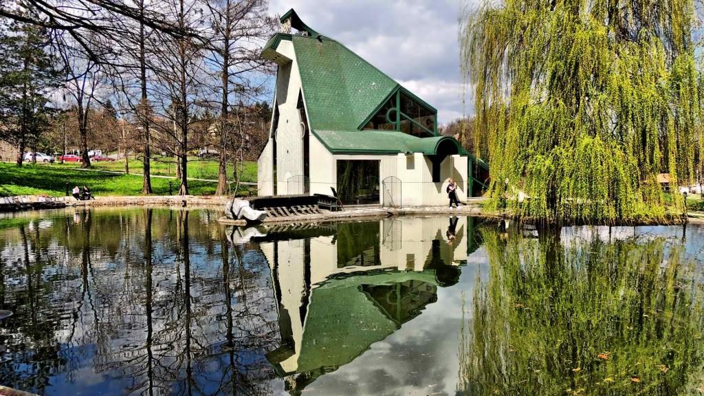 izvor jezero vrnjacka banja