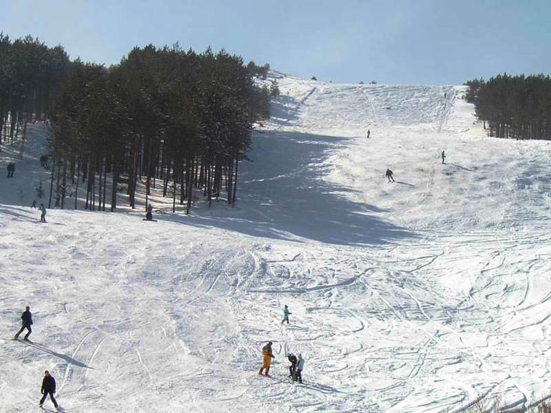 ski staze skijanje