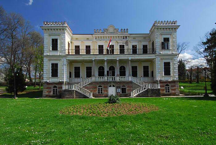 zamak belimarkovic vrnjacka banja