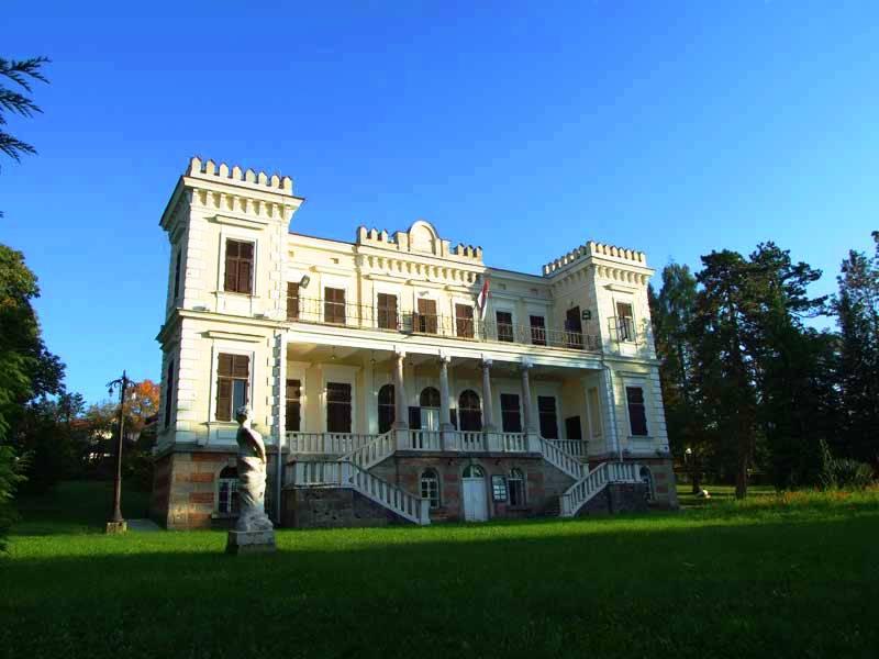 zamak Balimarkovic vrnjacka banja