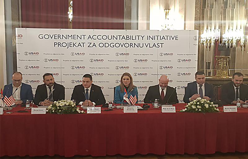 USAID i sedam samouprava u borbi protiv korupcije